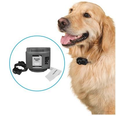 Premier Pet 1/2 Acre Adjustable Wireless Fence - Black