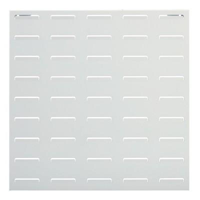 Staples Peg Board Hanging White Mesh 29486