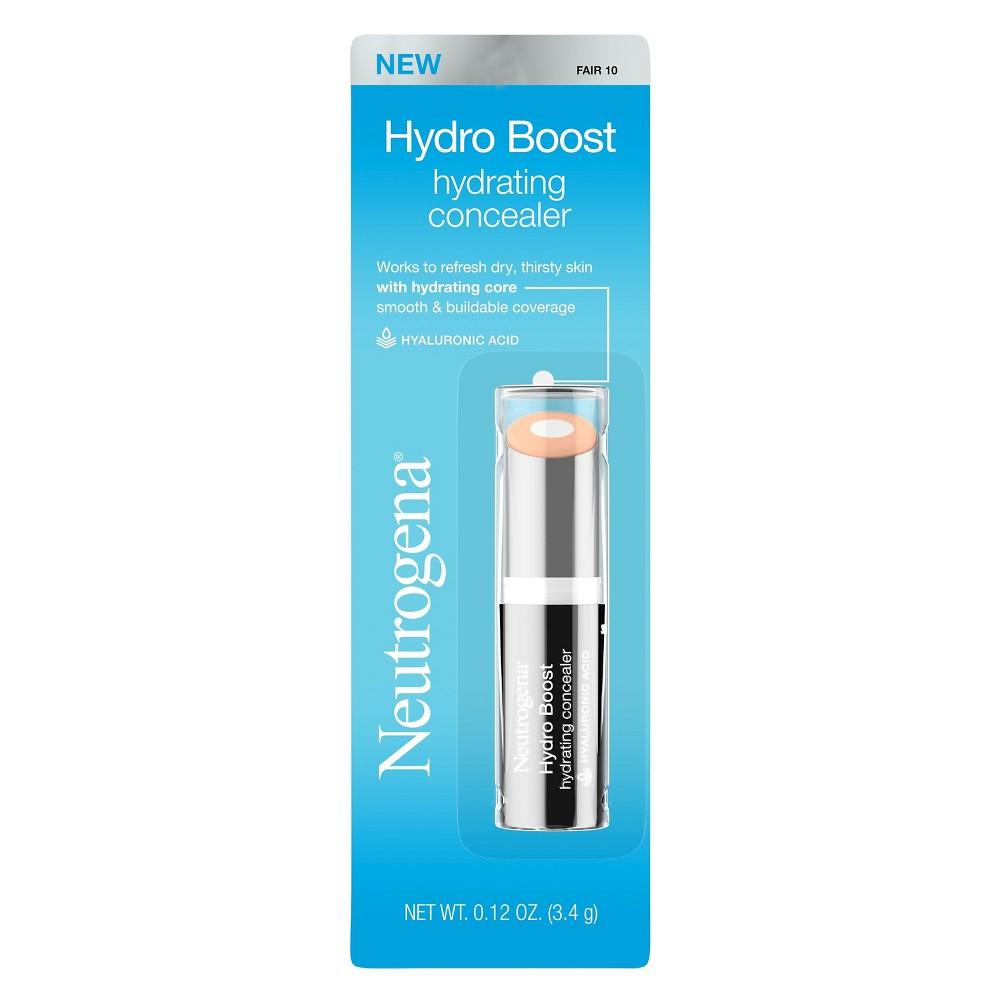 Neutrogena Hydro Boost Hydrating Concealer Fair 0.12 oz