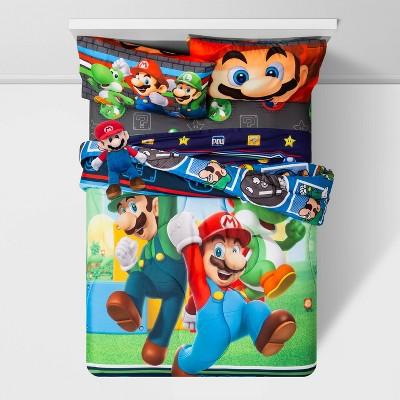 Super Mario Bedding Collection