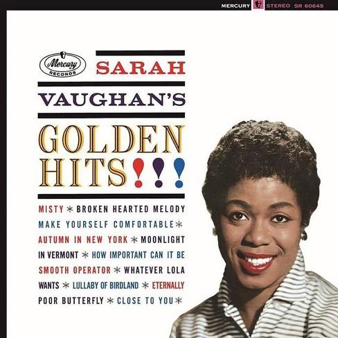 Vaughan sarah - Golden hits (Vinyl) - image 1 of 1