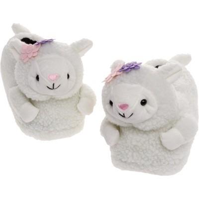 FUNZIEZ! - Women's Lamb Animal Slippers