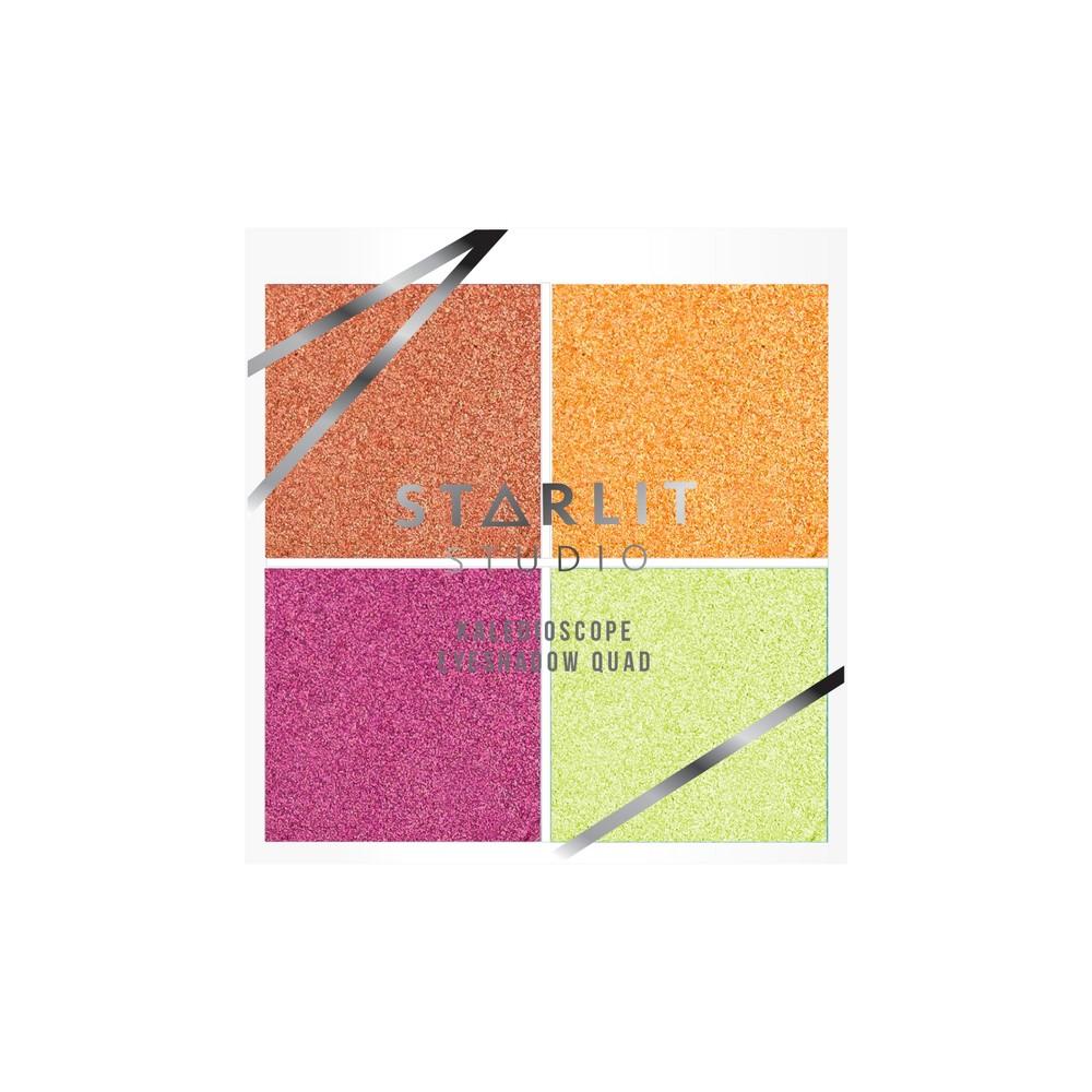 Best Buy Starlit Studio Kaledioscope Eyeshadow Quad Psychedelic Multi Colored