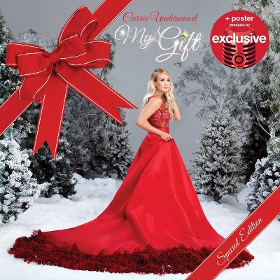 Carrie Underwood - My Gift (Special Edition) (Target Exclusive, CD)