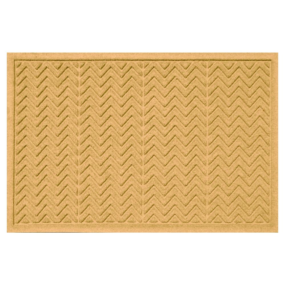 Yellow Solid Doormat - (3'X5') - Bungalow Flooring