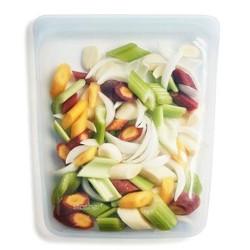 Stasher Reusable Clear Food Storage Half Gallon Bag - 64 fl oz