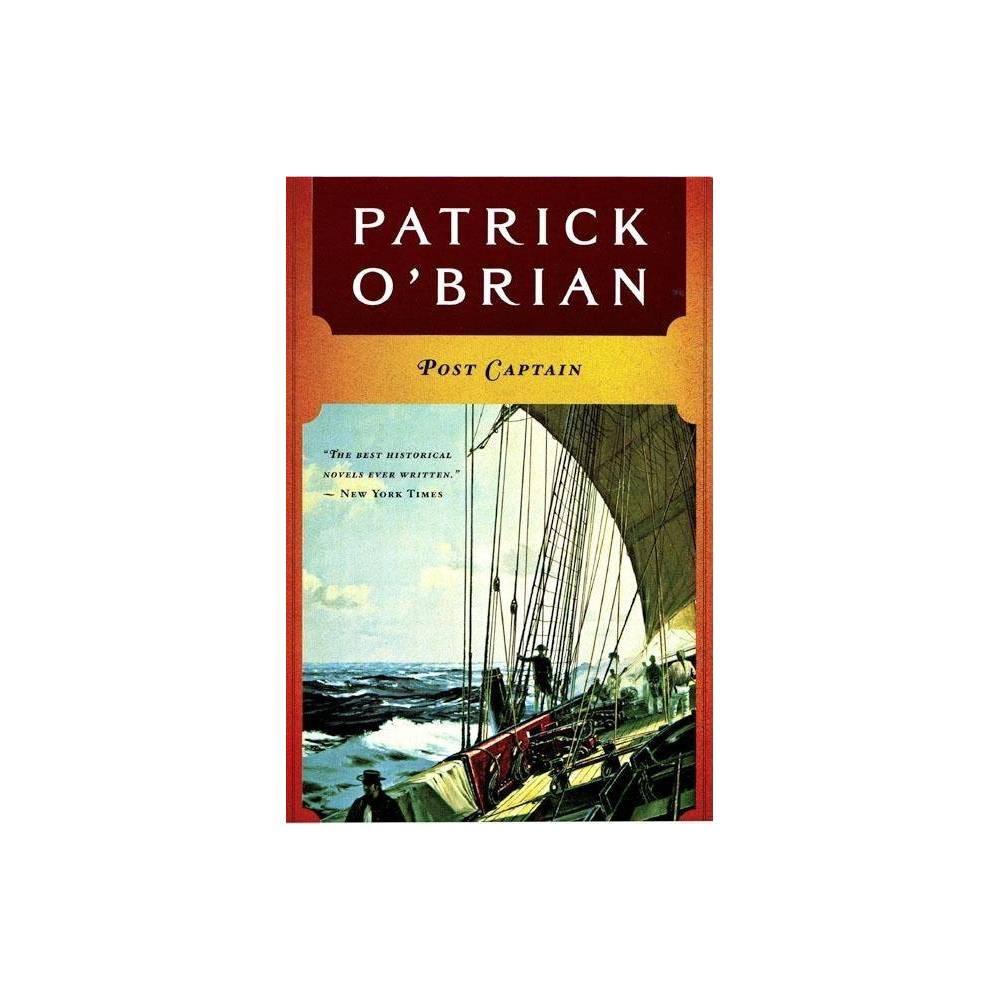 Post Captain Aubrey Maturin Paperback By Patrick O Brian Paperback
