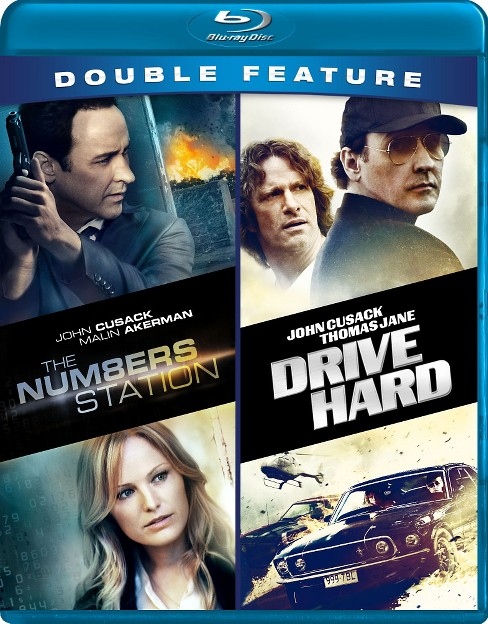 Drive hard/Numbers station (Blu-ray) - image 1 of 1