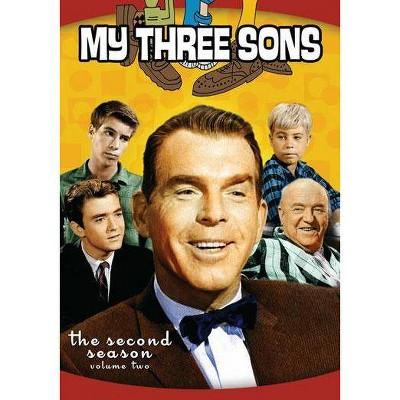 My Three Sons: The Second Season, Volume 2 (DVD)(2010)
