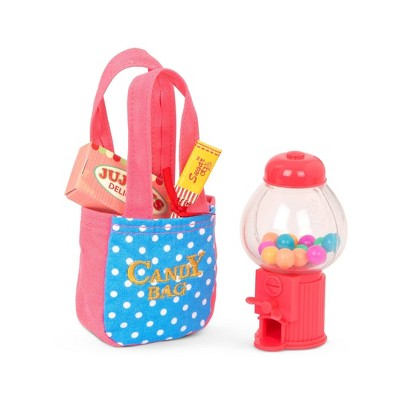"Our Generation Retro Gumball Machine for 18"" Dolls - Treats & Sweets"