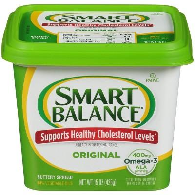 Smart Balance Soft Butter Spread - 15oz