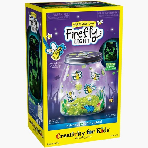 Creativity for Kids Make Your Own Firefly Light - image 1 of 4