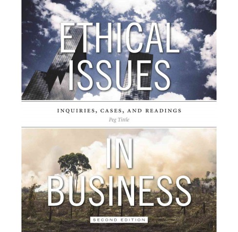 Ethical Issues in Business : Inquiries, Cases, and Readings (Paperback) - image 1 of 1
