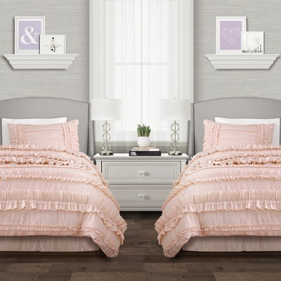 Belle Comforter Set - Lush Décor