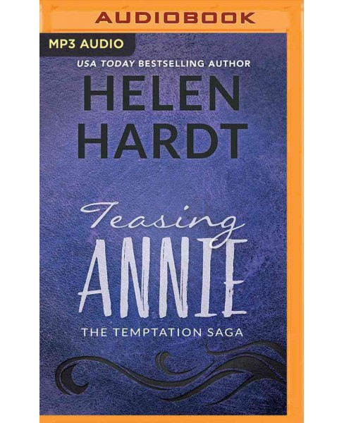 Teasing Annie (MP3-CD) (Helen Hardt) - image 1 of 1