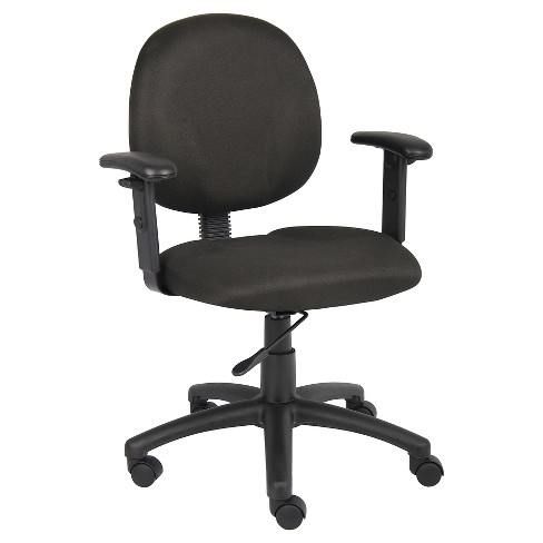 Computer chair with no arms