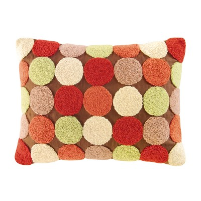 """C&F Home 12"""" x 16"""" Tequila Hooked Pillow"""