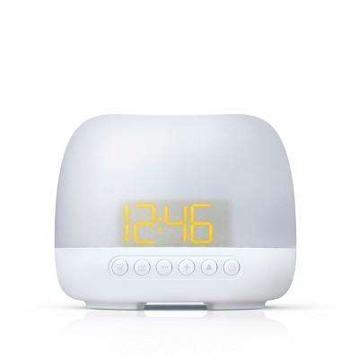 Aromatherapy Table Clock White - Capello
