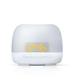 Sunrise Simulator Alarm Clock With Blue Tooth Or USB Ports