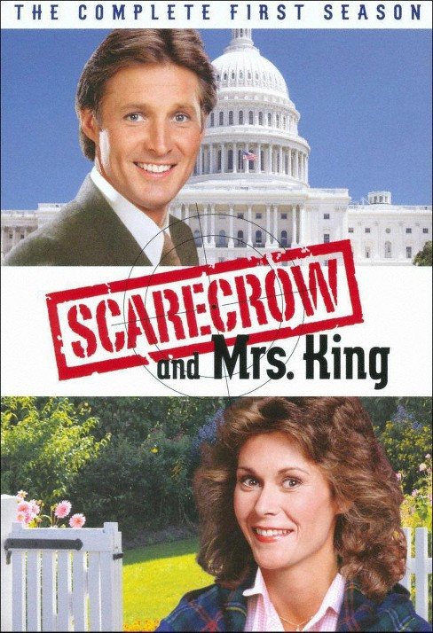 Scarecrow and Mrs. King: The Complete First Season [5 Discs] - image 1 of 1