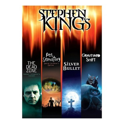 Stephen King The Dead Zone Book