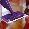 Swiffer WetJet Floor Mop Starter Kit 1 Power Mop 5 Mopping Pads 1 Floor Cleaner Liquid Solution - image 3 of 4