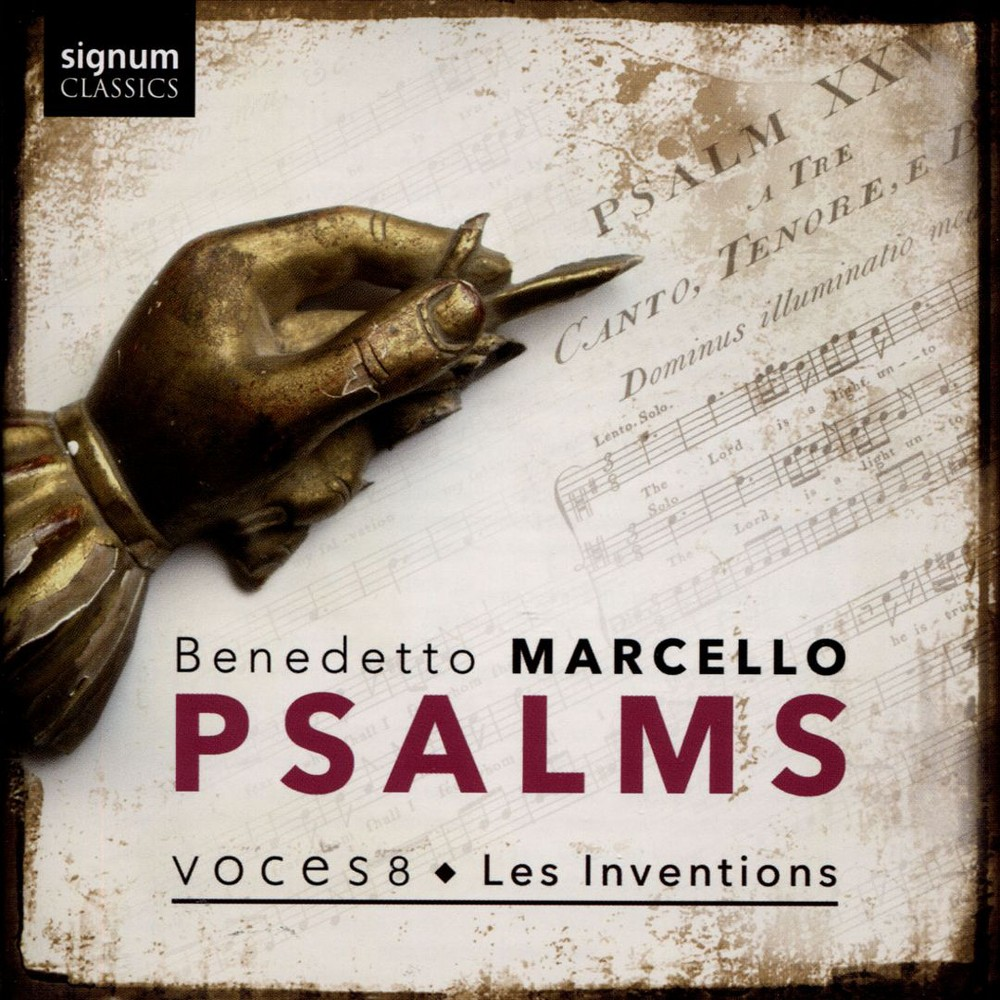 Voces8 - Marcello:Psalms (CD)