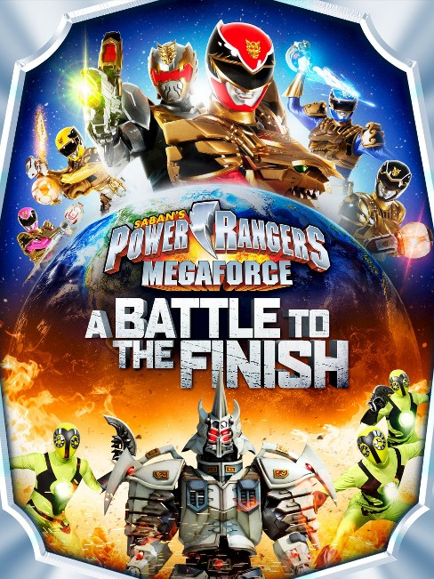Power Rangers Megaforce: A Battle to the Finish - image 1 of 1