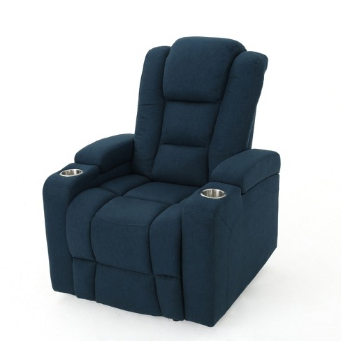 Emersyn Tufted Power Recliner - Christopher Knight Home - image 1 of 4