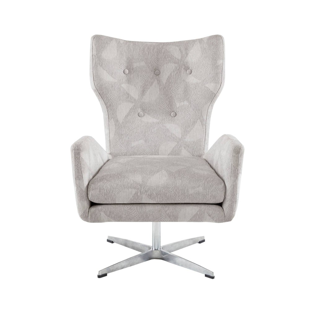 Becky Swivel Chair Light Gray was $369.99 now $258.99 (30.0% off)