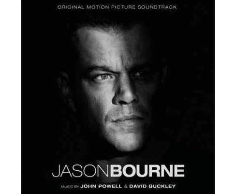 John Powell - Jason Bourne (Ost) (Vinyl) - image 1 of 1