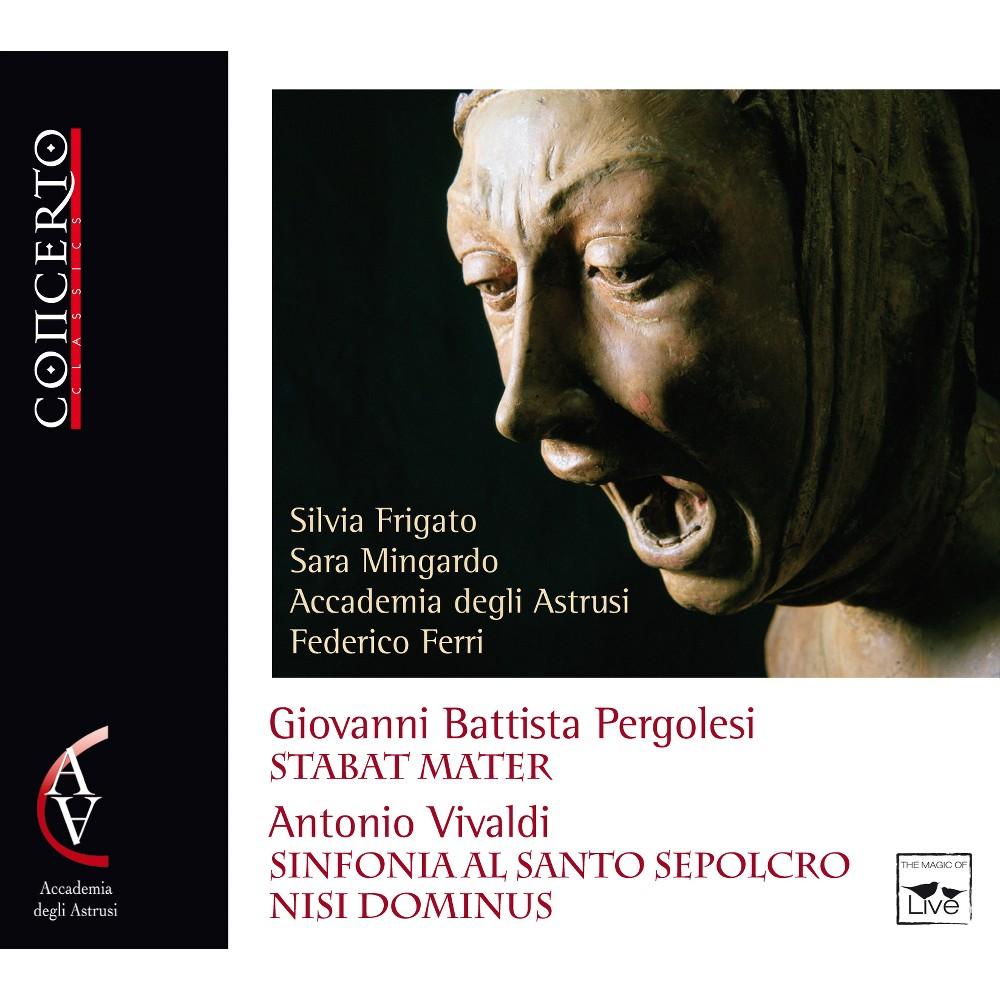 Federico Ferri - Pergolesi/Vivaldi:Stabta Mater (CD)