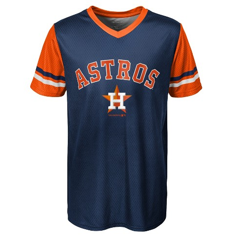 e5fc0eccd MLB Houston Astros Boys  Homerun Sublimated Jersey   Target