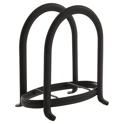 Spectrum Ashley Napkin Holder - Black