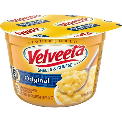 Velveeta Shells & Cheese Pasta 2.39oz