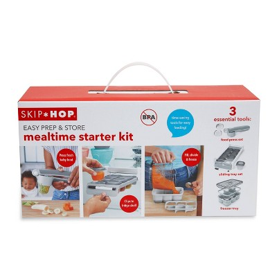 Skip Hop Infant Feeding Easy Prep & Store Starter Kit