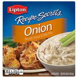 Lipton Recipe Secrets Soup & Dip Mix Onion 2 oz