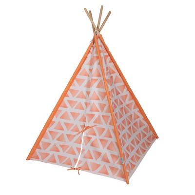"Pacific Play Tents Kids Peachy Dream Play Teepee 45"" x 45"""