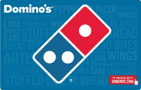 Domino's Pizza Gift Card (Email Delivery) - image 1 of 1