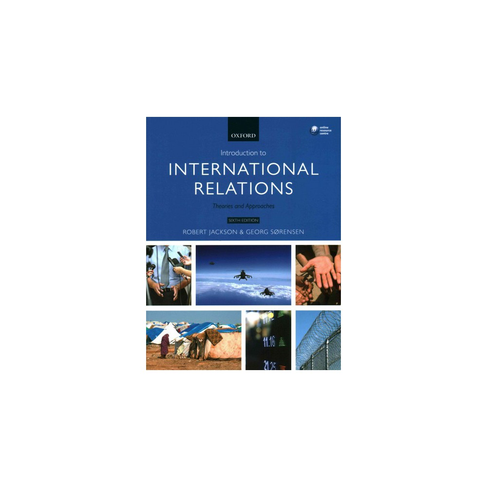 Introduction to International Relations : Theories and Approaches (Paperback) (Robert Jackson)