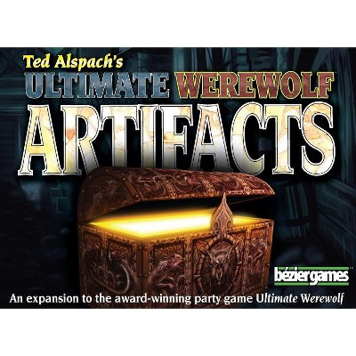 Ultimate Werewolf - Artifacts (1st Edition) Board Game