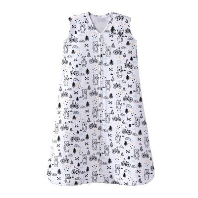 Halo Innovations Sleepsack 100% Cotton Wearable Blanket - Huggy Bears M
