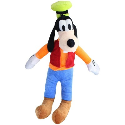Just Play Disney Mickey Mouse & Friends 15.5 Inch Plush | Goofy