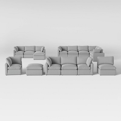 Allandale Modular Sectional Furniture Collection - Project 62™