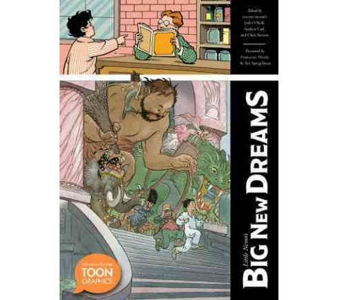 Little Nemo's Big New Dreams : A Toon Graphic (Hardcover) - image 1 of 1