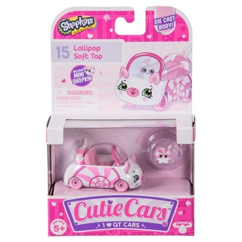 Shopkins Cuties Car Single Pack - image 1 of 8