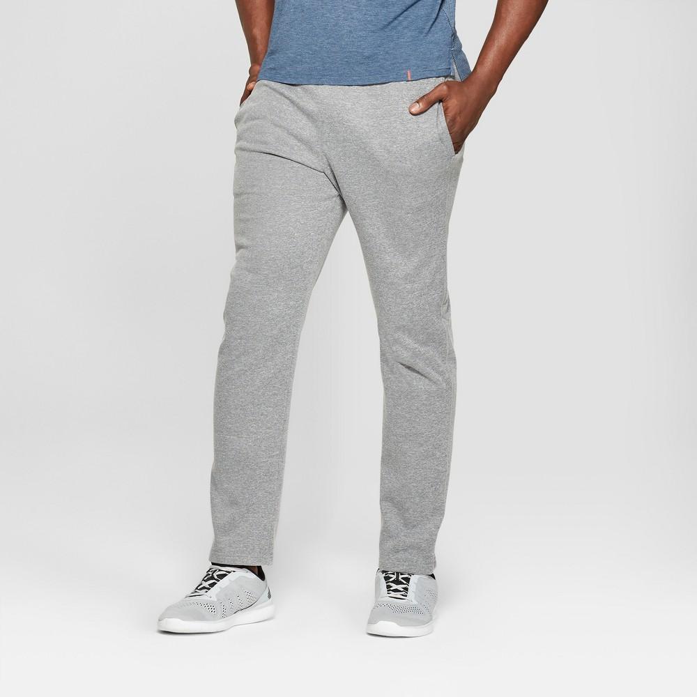 Men's Tech Fleece Pants - C9 Champion Smooth Limestone Heather Xxl