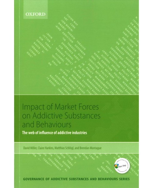 Impact of Market Forces on Addictive Substances and Behaviours : The Web of Influence of Addictive - image 1 of 1