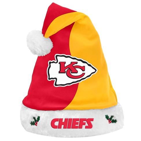 dc91f944bd0dd6 NFL Kansas City Chiefs Santa Hat : Target