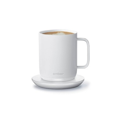 Ember Mug 2 Temperature Control Smart Mug 10 oz - White